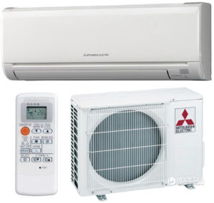 Кондиционер Mitsubishi Electric MSZ/MUZ-DM25VA серия Classic